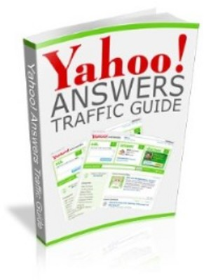 Product picture Yahoo Answers Traffic Secrets Exposed!